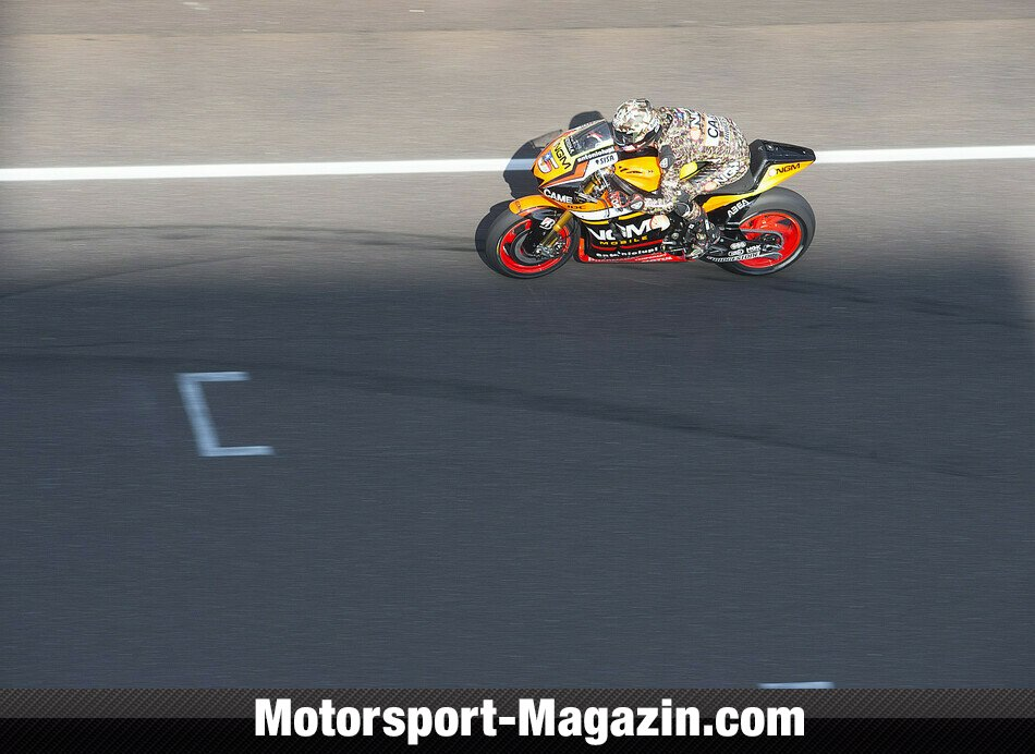MotoGP 2014, Indianapolis GP, Indianapolis, Colin Edwards, Forward Team, Bild: Forward Racing
