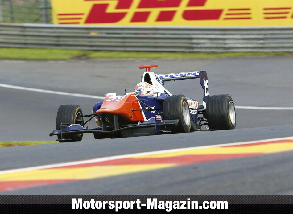GP3 2014, Spa-Francorchamps, Spa-Francorchamps, Luca Ghiotto, Trident Racing, Bild: GP3 Series