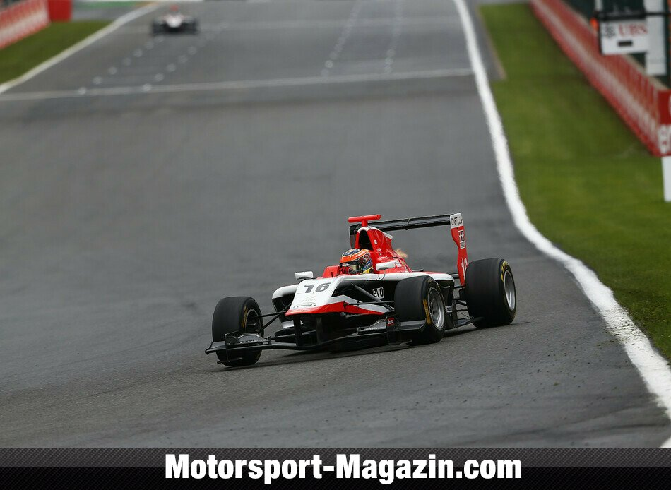 GP3 2014, Spa-Francorchamps, Spa-Francorchamps, Dean Stoneman, Marussia Manor Racing, Bild: GP3 Series