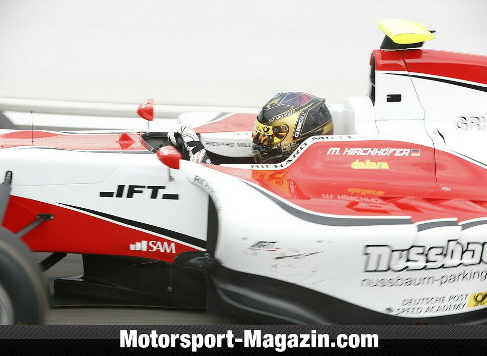 GP3 2014, Spa-Francorchamps, Spa-Francorchamps, Marvin Kirchhöfer, ART Grand Prix, Bild: GP3 Series