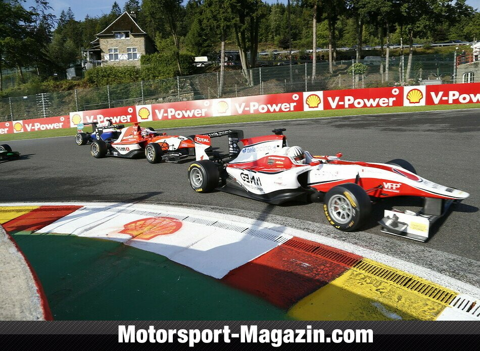 GP3 2014, Spa-Francorchamps, Spa-Francorchamps, Alex Fontana, ART Grand Prix, Bild: GP3 Series
