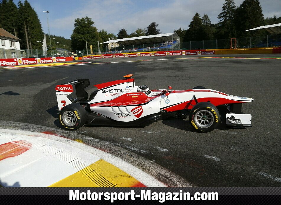 GP3 2014, Spa-Francorchamps, Spa-Francorchamps, Dino Zamparelli, ART Grand Prix, Bild: GP3 Series