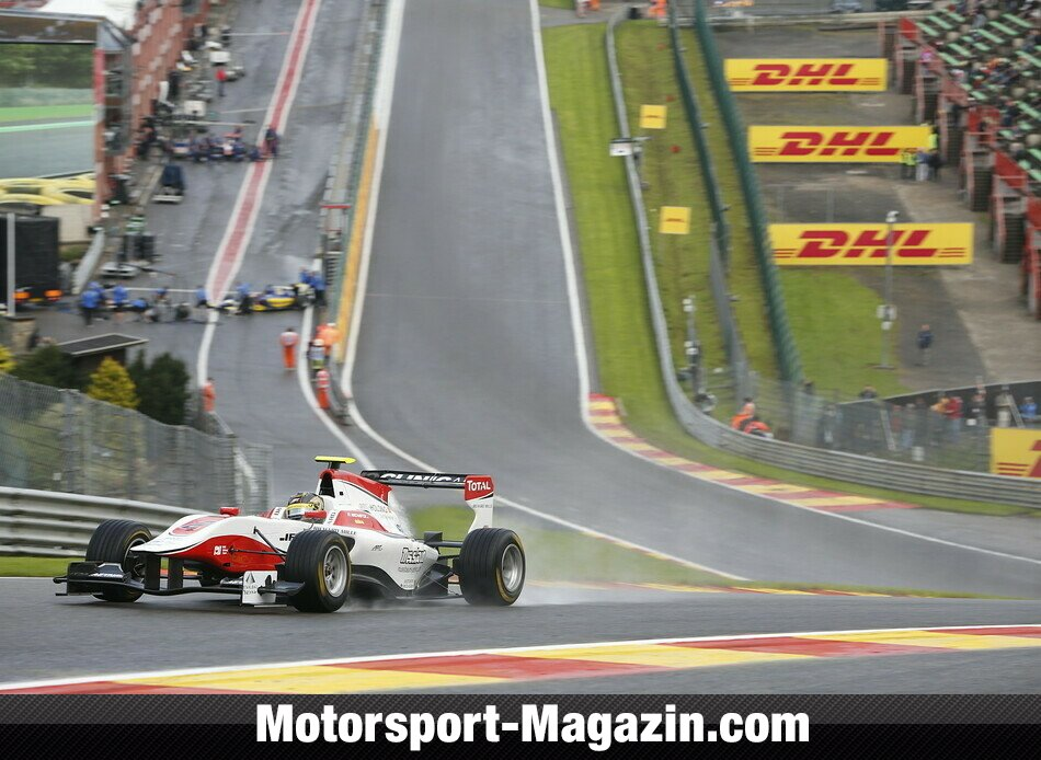 GP3 2014, Spa-Francorchamps, Spa-Francorchamps, Marvin Kirchh�fer, ART Grand Prix, Bild: GP3 Series