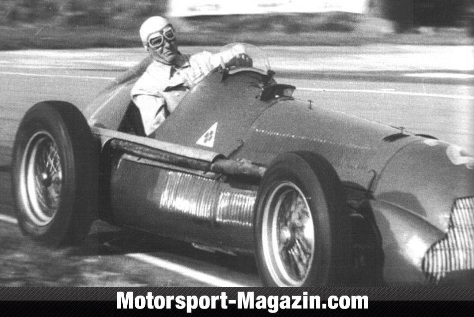 Der Erste Grand Prix Der Geschichte Formel 1