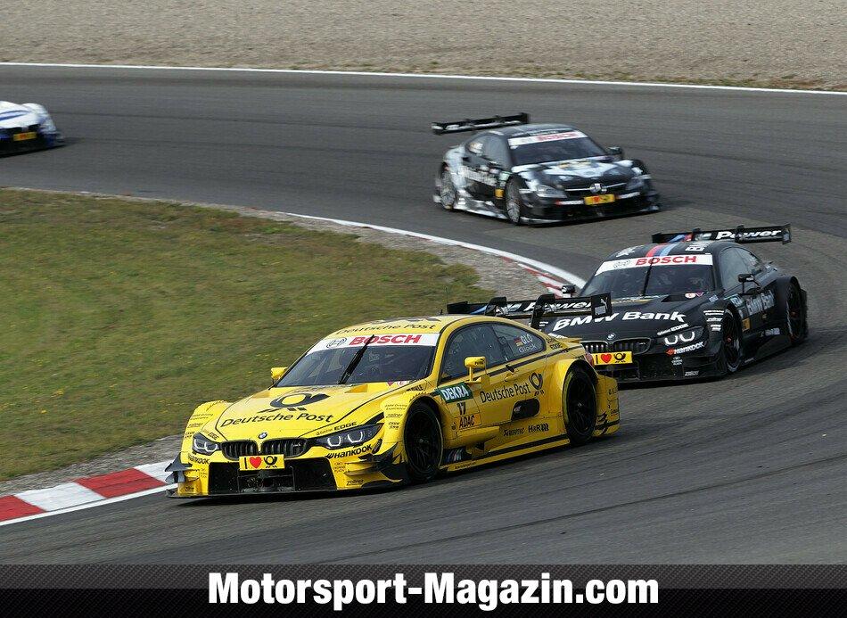 DTM 2014, Zandvoort, Zandvoort, Timo Glock, BMW Team MTEK, Bild: BMW AG