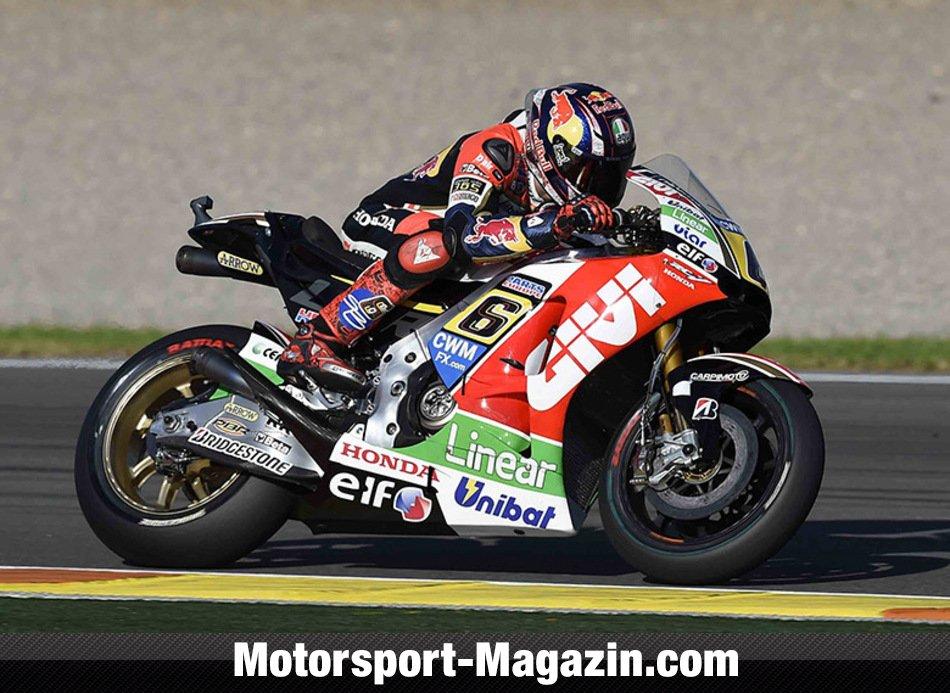 Live ticker motogp test in valencia motogp motorsport for Honda valencia service