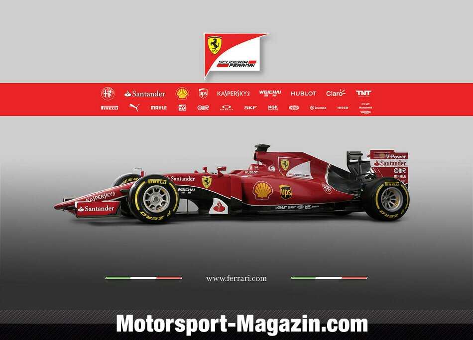 pr sentation ferrari sf15 t bild 3 von 29 formel 1 bilder fotos bei motorsport. Black Bedroom Furniture Sets. Home Design Ideas