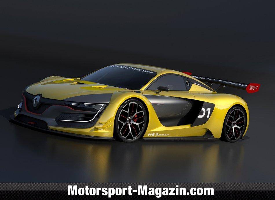Zele-Racing startet in Renault RS 01 Trophy - Mehr ...
