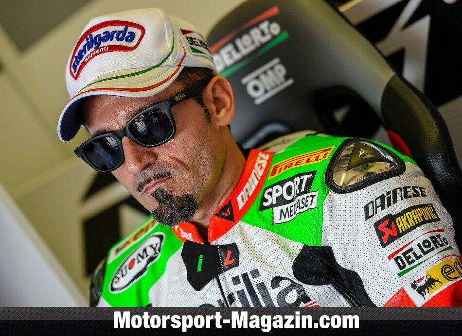 Früherer Motorrad-Weltmeister Biaggi auf Intensivstation