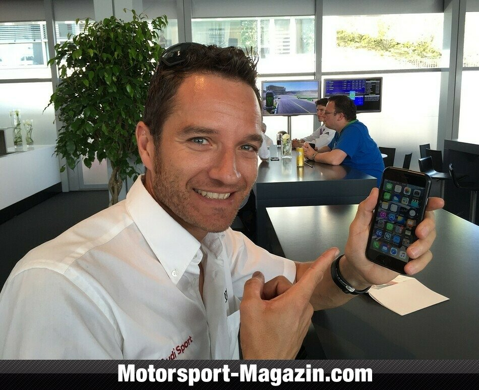 timo scheider handy raus zeig uns deine apps dtm motorsport. Black Bedroom Furniture Sets. Home Design Ideas