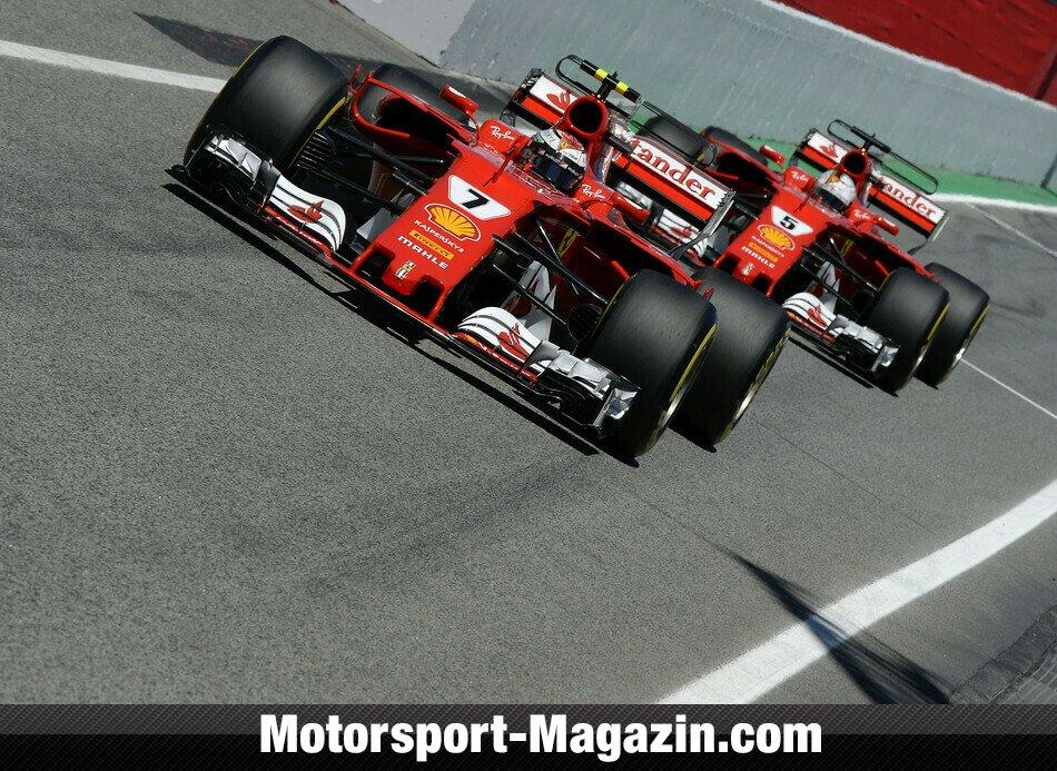 Spanien: Verstappen und Räikkönen im Pech: Frühes Aus in Barcelona