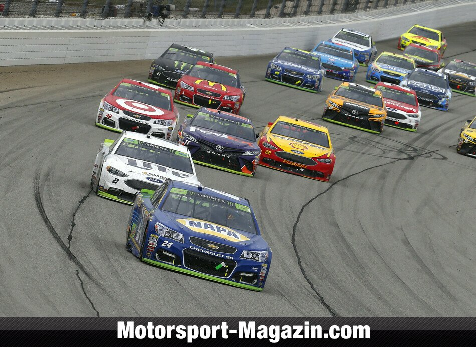 NASCAR 2017, Tales of the Turtles 400, Joliet, Illinois, Bild: LAT Images