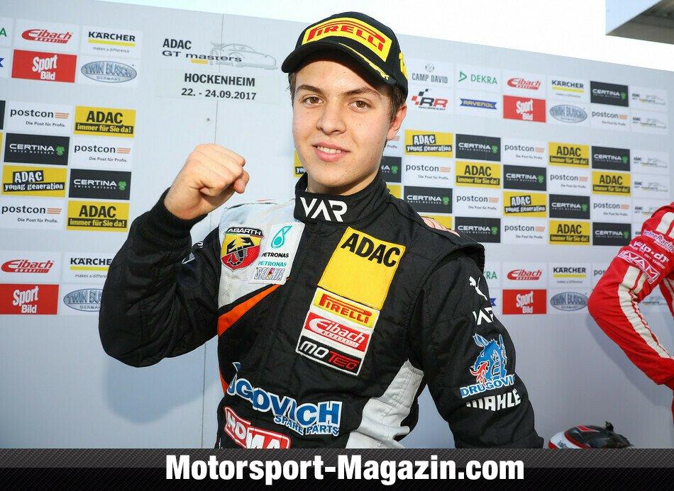 ADAC Formel 4 2017, Hockenheim, Hockenheim, Felipe Drugovich, Van Amersfoort Racing, Bild: ADAC Formel 4