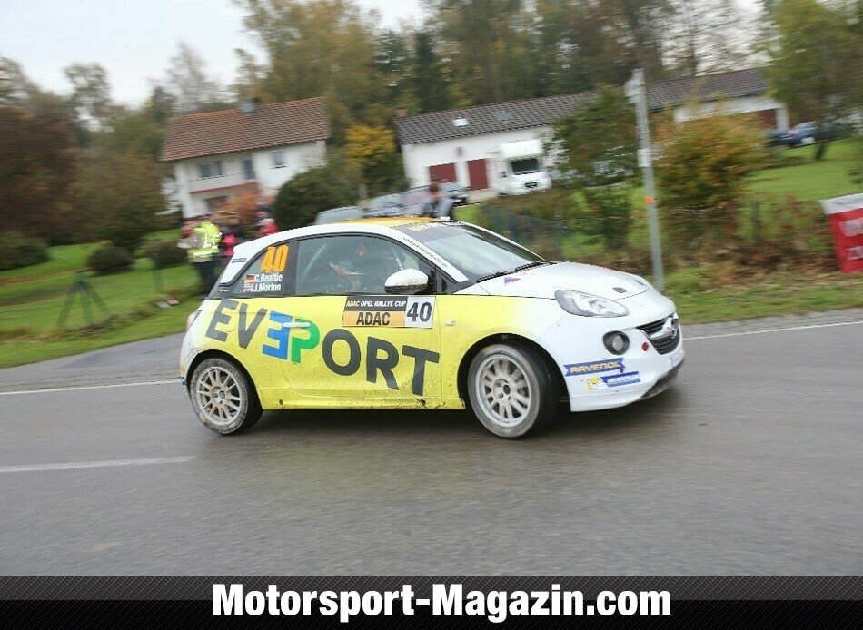 ADAC Rallye Cup 2017, ADAC 3-Städte, Straubing, Bild: RB Hahn