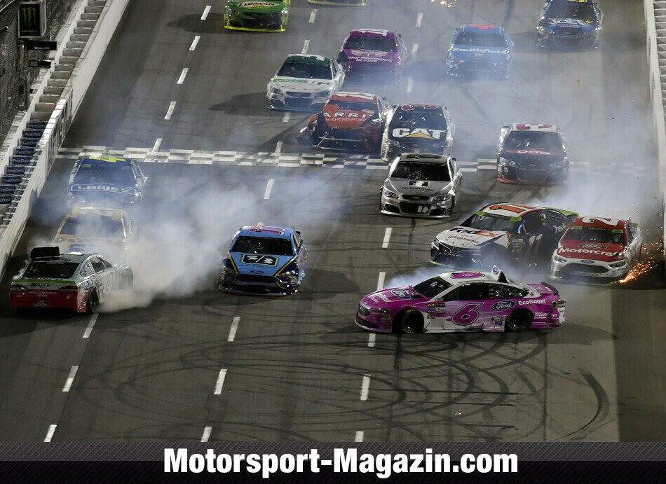 NASCAR 2017, First Data 500, Martinsville, Virginia, Bild: LAT Images