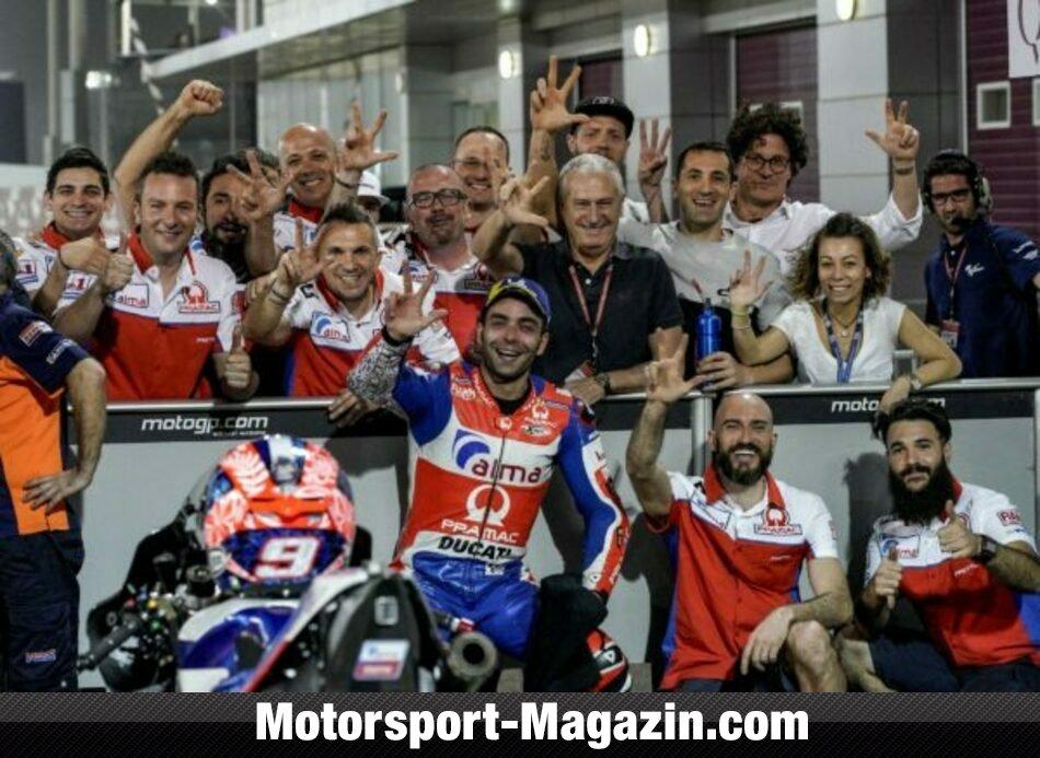MotoGP 2018, Katar GP, Losail, Bild: Pramac