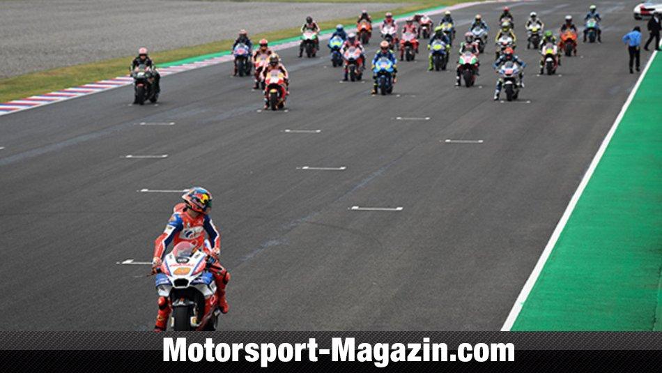 Motogp Argentinien Start