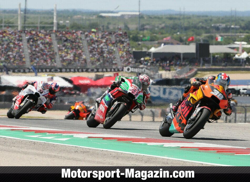 MotoGP 2018, American GP, Austin, Bradley Smith, Red Bull KTM Factory, Bild: KTM