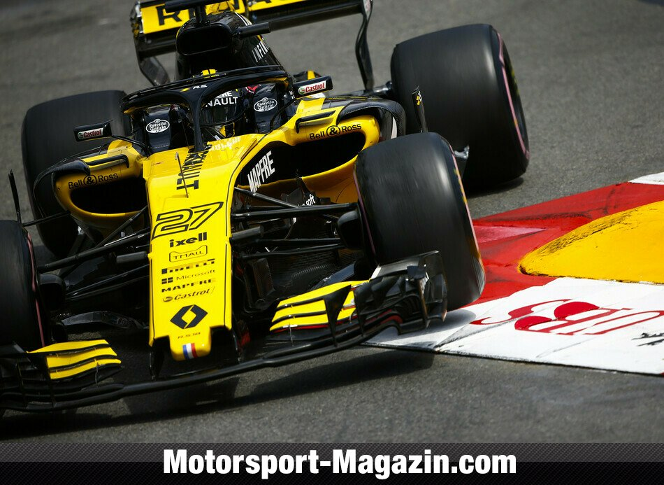 formel 1 monaco 2018 renault f rchtet im qualifying mclaren. Black Bedroom Furniture Sets. Home Design Ideas