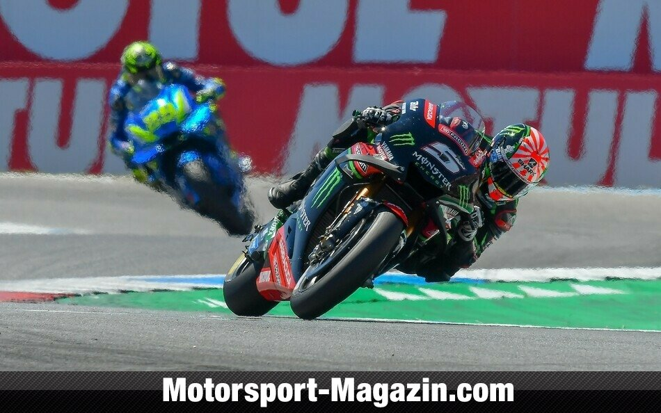 MotoGP 2018, Dutch TT, Assen, Johann Zarco, Monster Yamaha Tech 3, Bild: Tech3