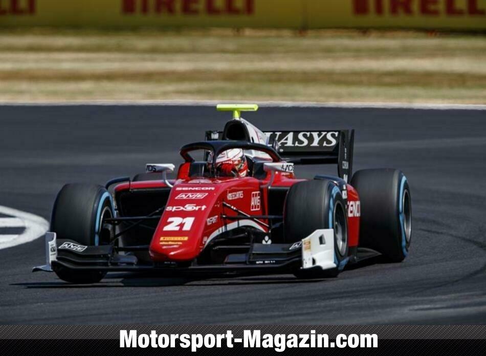 Formel 2 Sprintrennen