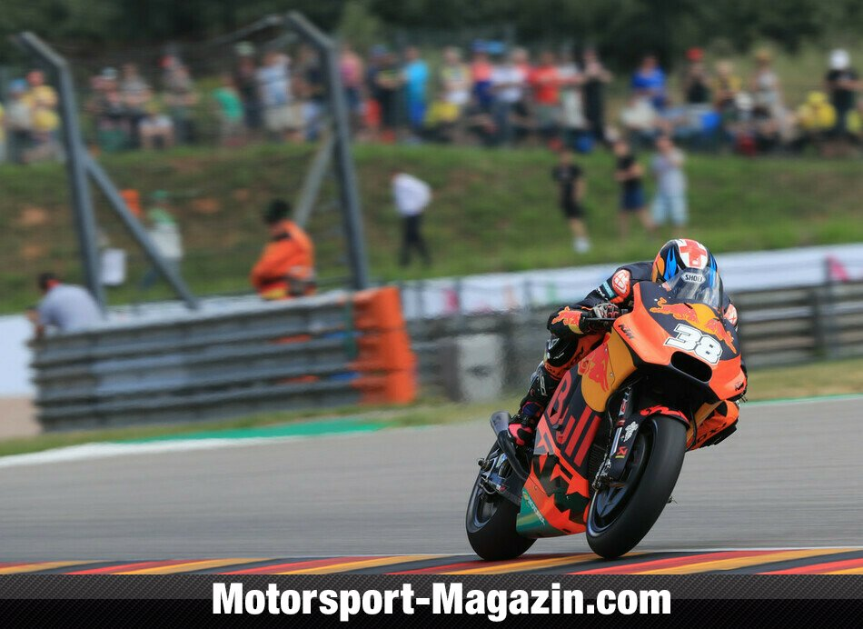 MotoGP 2018, Deutschland GP, Hohenstein-Ernstthal, Bradley Smith, Red Bull KTM Factory Racing, Bild: KTM