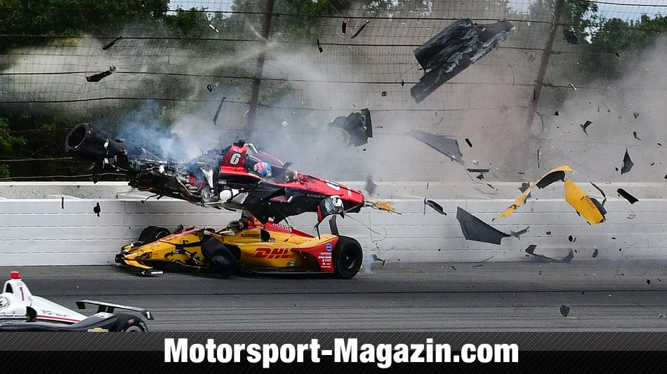 IndyCar 2018, Pocono, Long Pond, Pennsylvania, Bild: LAT Images