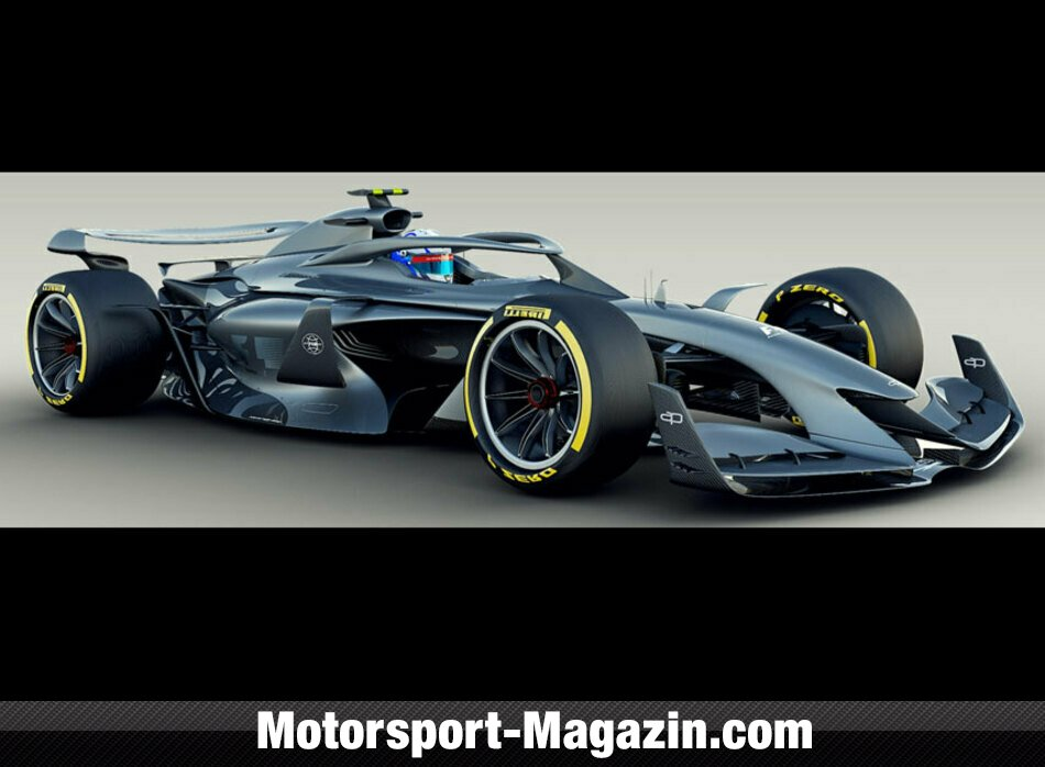 Formel 1 Plan 2021