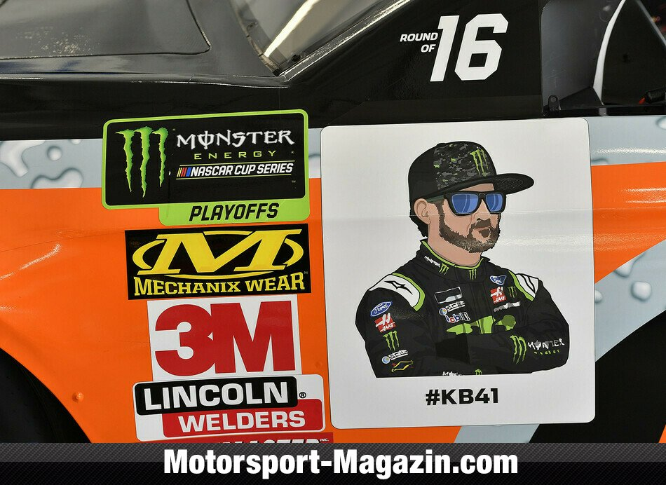 NASCAR 2018, Federated Auto Parts 400, Richmond, Virginia, Kurt Busch, Stewart-Haas Racing, Bild: LAT Images
