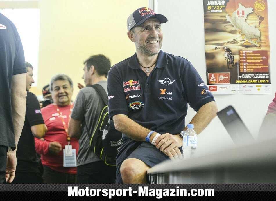Dakar 2019, Stephane Peterhansel, , Bild: ASO