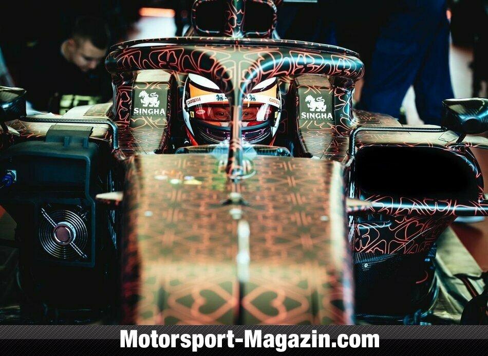 Bild: Alfa Romeo Racing