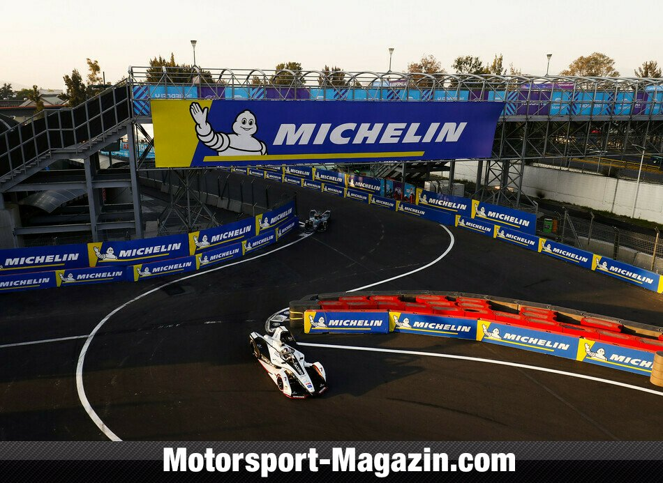 Formel E 2019, Mexiko ePrix, Mexiko City, Bild: LAT Images