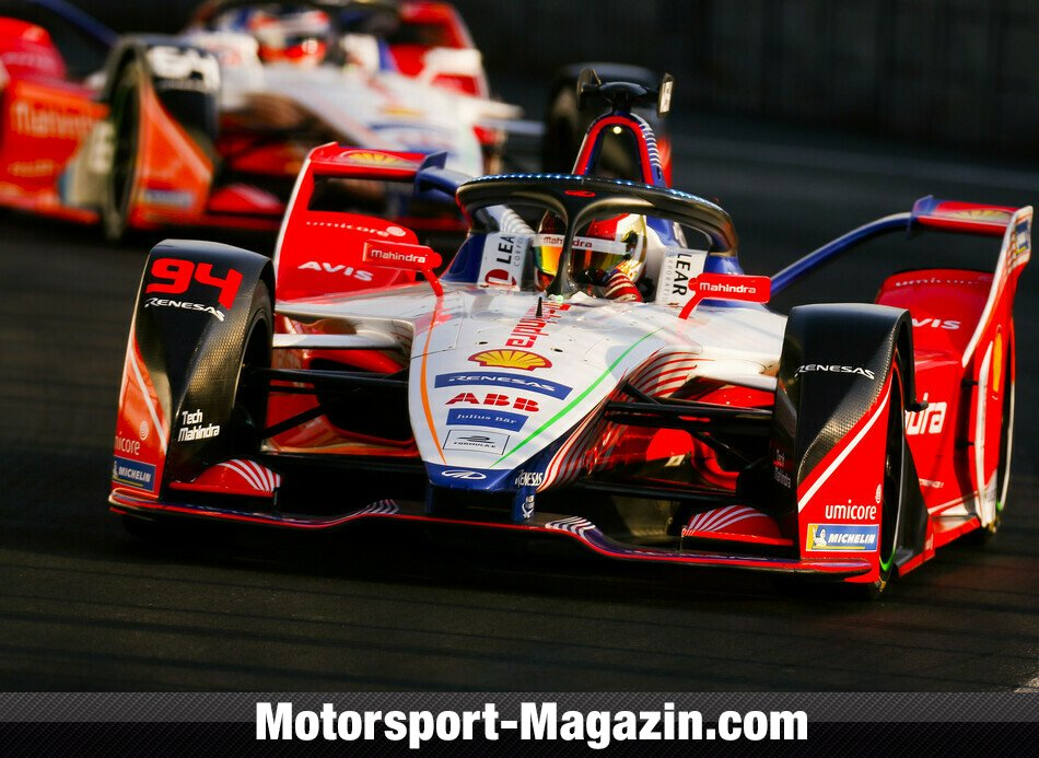 Formel E 2019, Mexiko ePrix, Mexico City, Bild: LAT Images