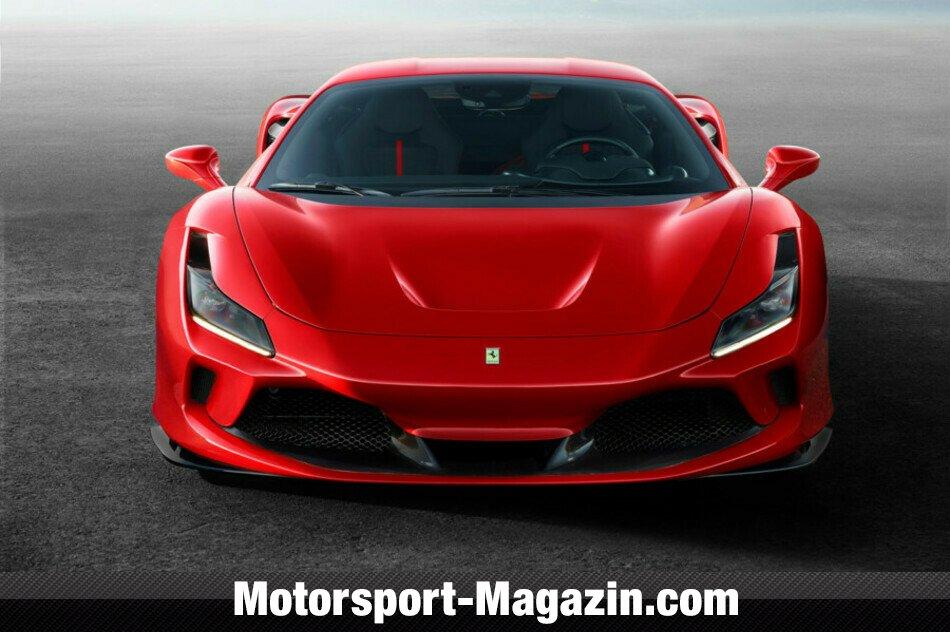 Auto 2019, Verschiedenes, Bild: Ferrari
