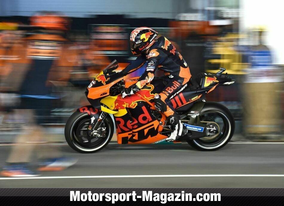 MotoGP 2019, Katar GP, Losail, Johann Zarco, Red Bull KTM Factory Racing, Bild: KTM