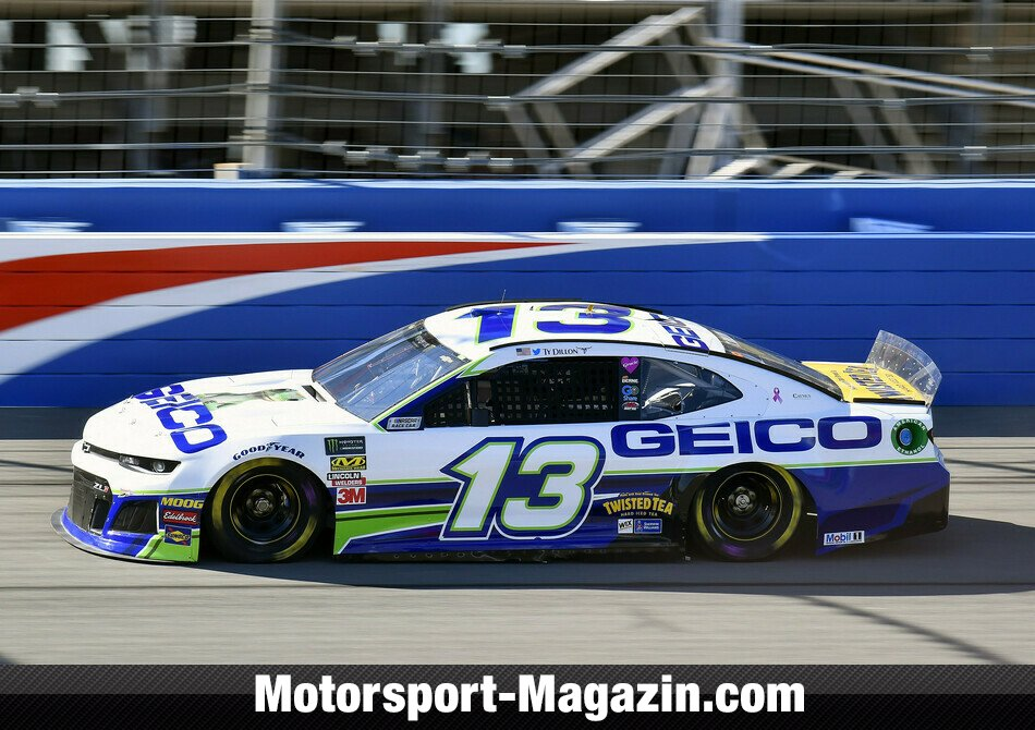 NASCAR 2019, Auto Club 400, Fontana, Kalifornien, Ty Dillon, Germain Racing, Bild: LAT Images