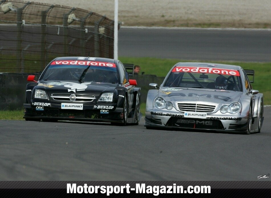 DTM 2005, Laurent Aiello, Opel Performance Center, Bild: Sutton