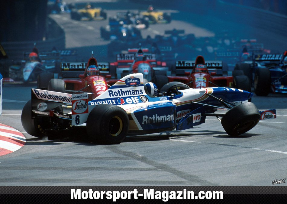 Formel 1 1995, Williams, Bild: Sutton