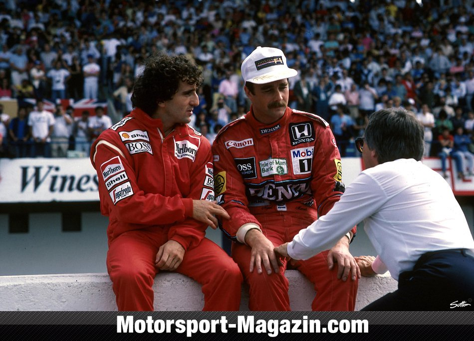 Formel 1 1986, Portugal GP, Estoril, Bild: Sutton