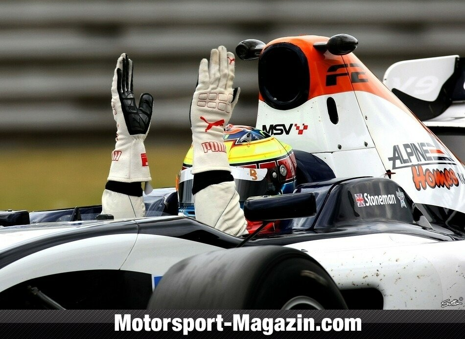 Formel 2 2010, Gro�britannien, Brands Hatch, Bild: Sutton