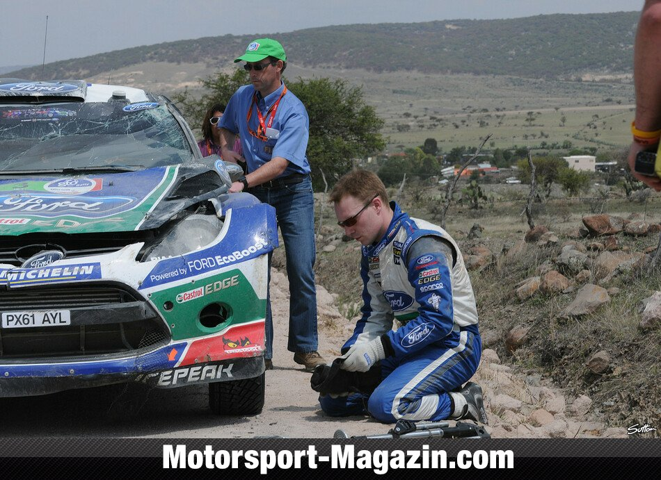 WRC 2012, Rallye Mexiko, Leon-Guanajuato, Jari-Matti Latvala, Ford World Rally Team, Bild: Sutton
