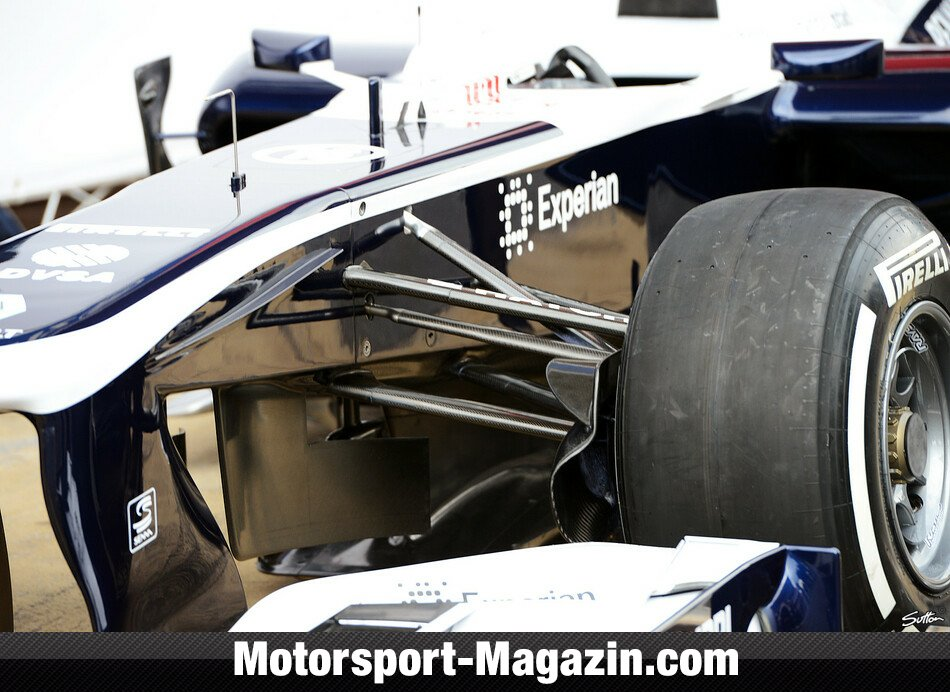 Formel 1 2013, Präsentationen, Williams, Bild: Sutton