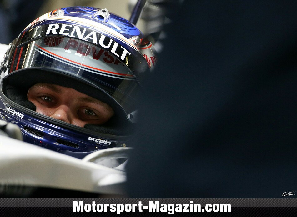 Formel 1 2013, Testfahrten, Valtteri Bottas, Williams, Bild: Sutton