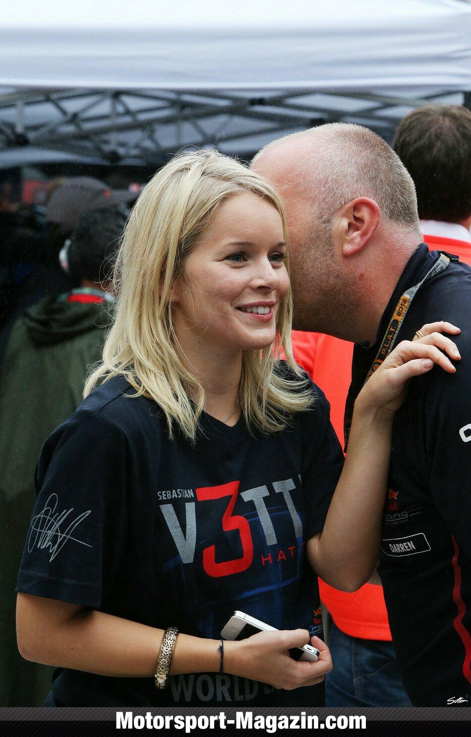 So Ist Vettel Privat Freundin Kinder Und Eltern