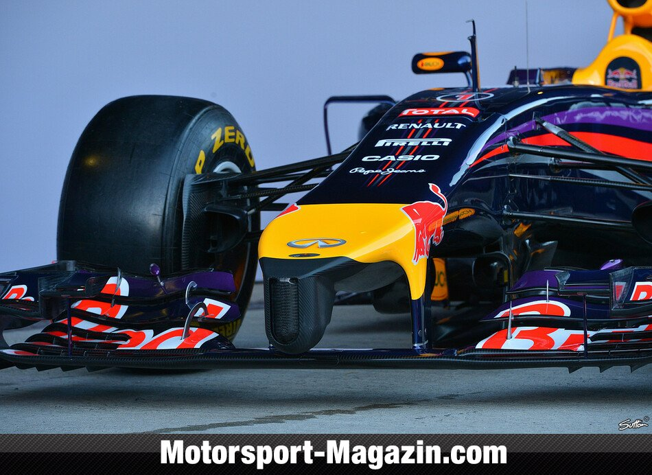 Formel 1 2014, Pr�sentationen, Red Bull, Bild: Sutton