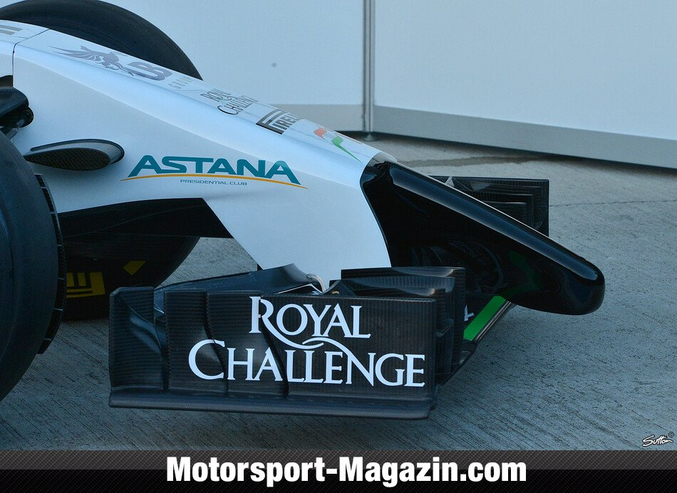 Formel 1 2014, Pr�sentationen, Force India, Bild: Sutton