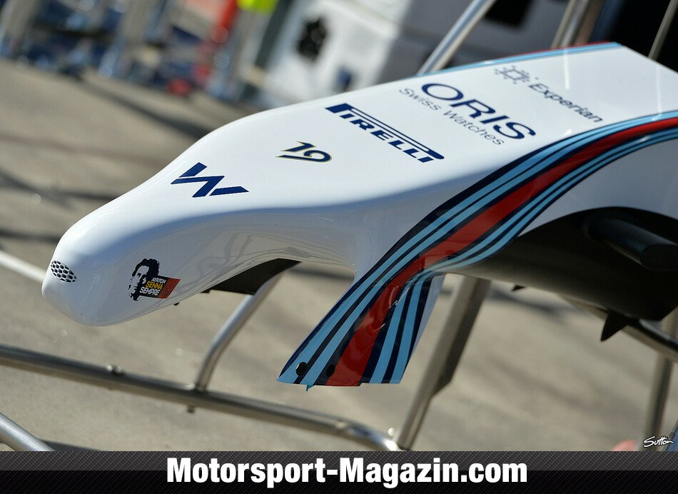 Formel 1 2014, Australien GP, Melbourne, Williams, Bild: Sutton