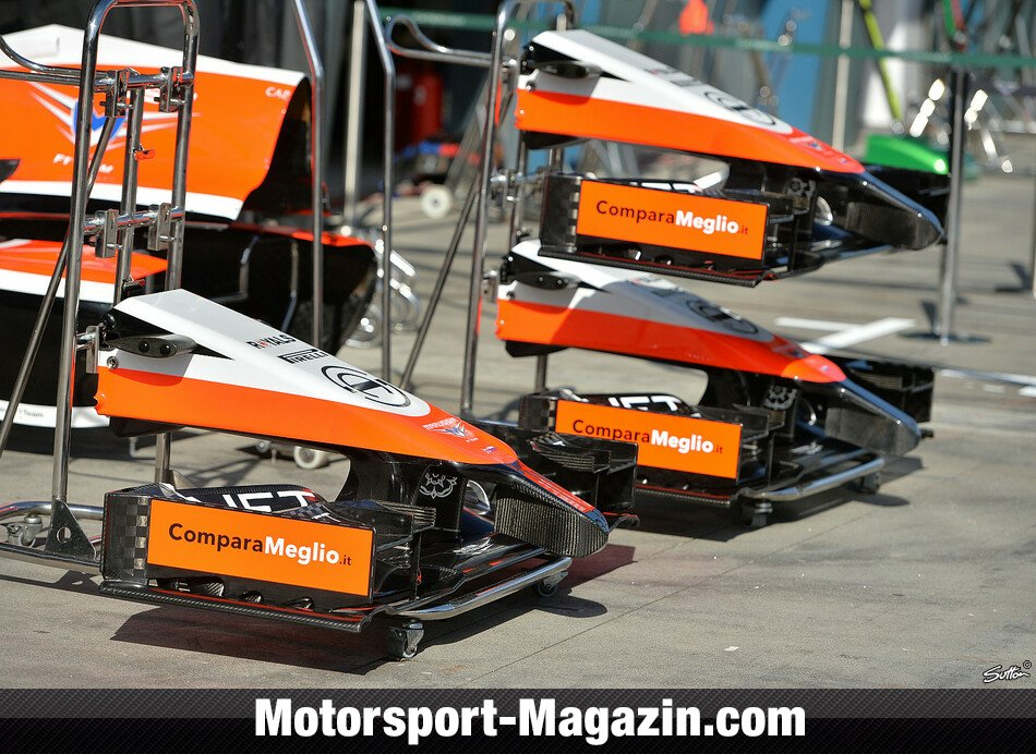 Formel 1 2014, Australien GP, Melbourne, Force India, Bild: Sutton