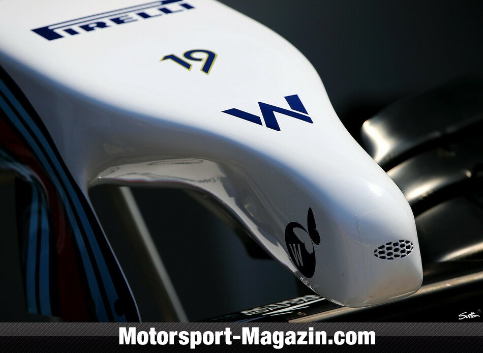 Formel 1 2014, Malaysia GP, Sepang, Williams, Bild: Sutton