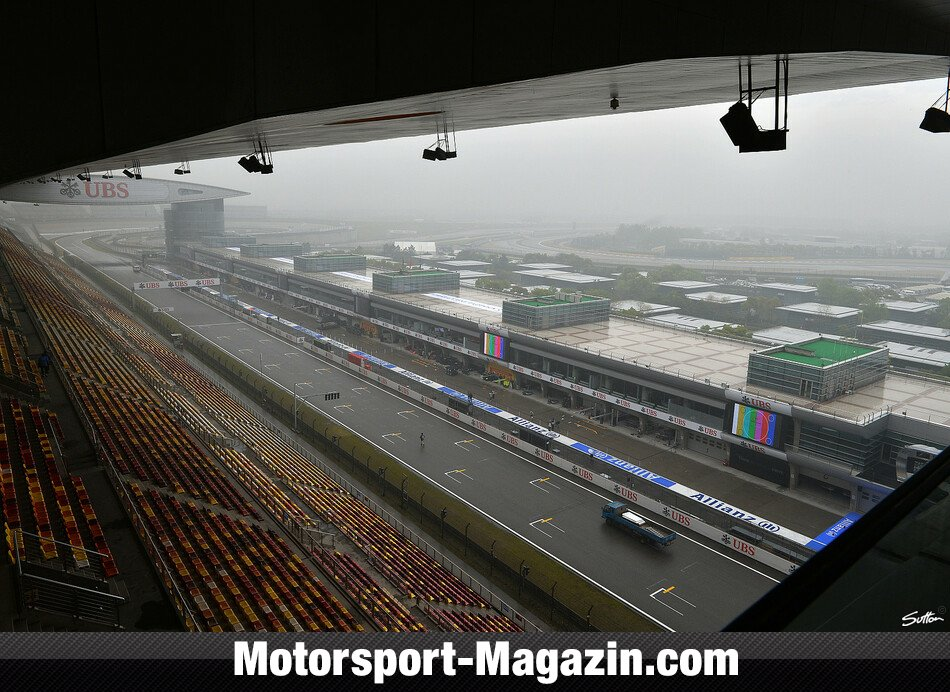 Formel 1 2014, China GP, Shanghai, Bild: Sutton